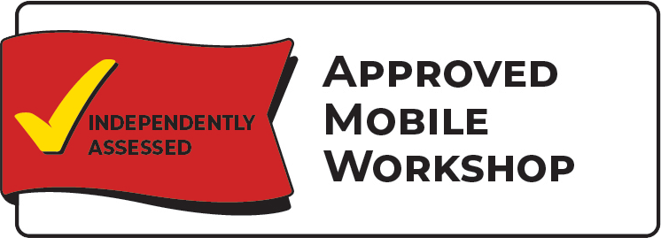 Independently Assessed Approved Mobile Workshop